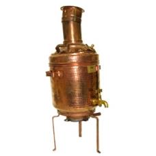 Copper water boiler 4601 for Copper water boiler