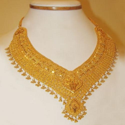 Gold Necklaces Set 1 - 6956
