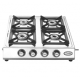 Prestige Gas Stove Supremo Without Lid