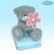 Tatty Teddy with Pink Flower GYW1392X