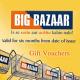 Big Bazaar Gift Voucher Rs. 1000