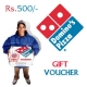 Gift Vouchers of Dominos- Rs.500
