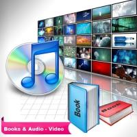 Books & Audio - Video