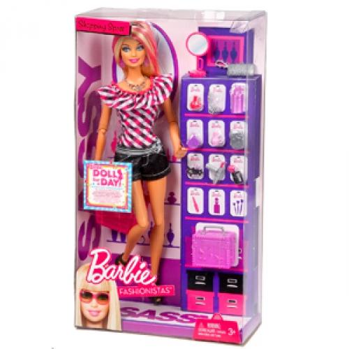 Makeup T5500 Barbie