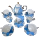 French Opal Cup Set